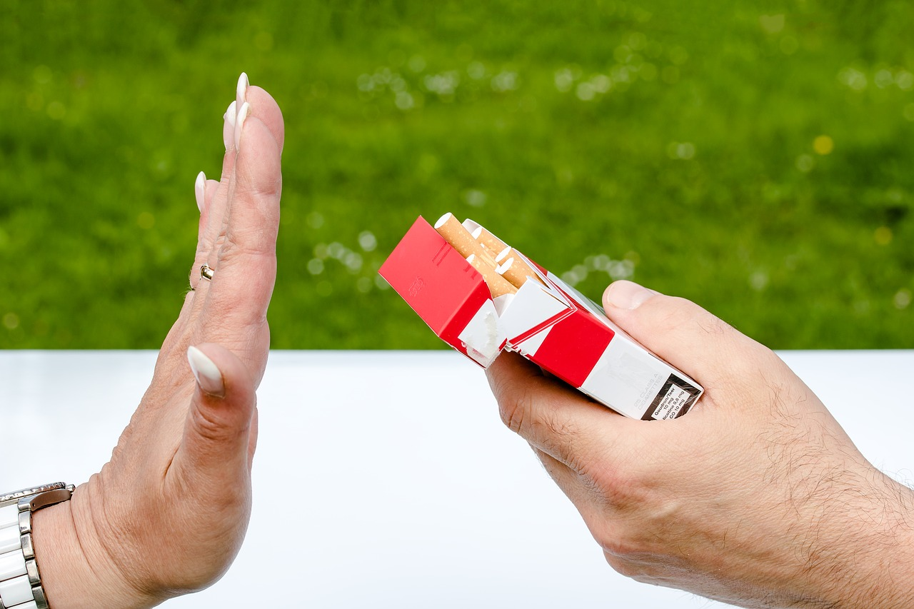 Tobacco Use and Health Risks